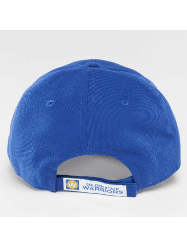 New Era Snapback Cap The League Golwar in blau