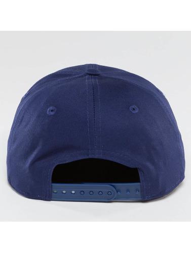 New Era Snapback Cap West Coast Visor Print LA Dodgers in blau
