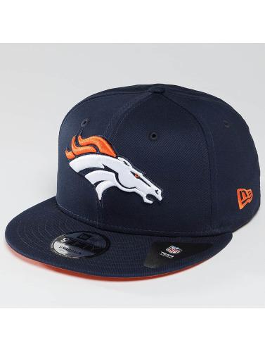 New Era Snapback Cap Team Classic Denver Broncos in blau