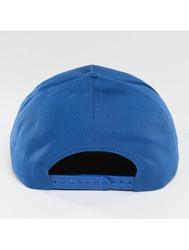 New Era Snapback Cap Seasonal Essential Aframe in blau