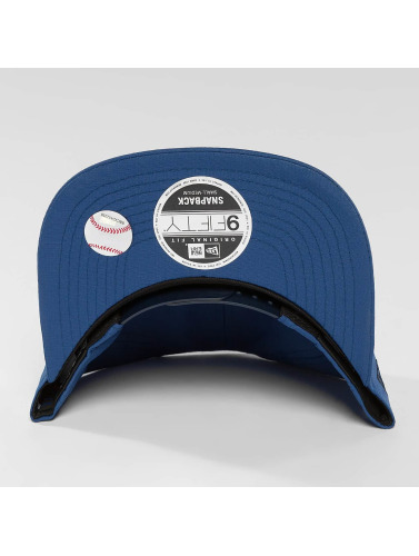 New Era Snapback Cap Nano Ripstop LA Dodgers 9Fifty in blau