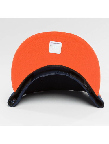 New Era Snapback Cap Denver Broncos in blau