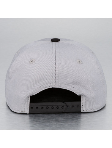 New Era Snapback Cap NHL Cotton Block LA Kings in grau