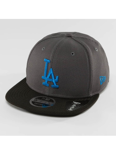 New Era Snapback Cap Diamond Pop LA Dodgers 9Fifty in grau