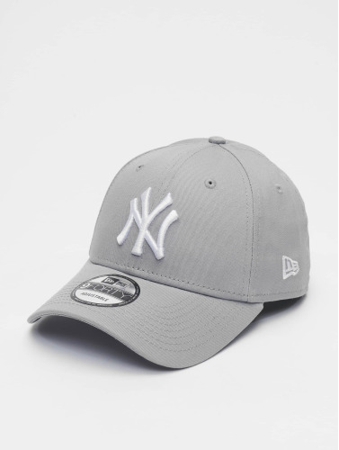 New Era Snapback Cap League Basic NY Yankees 9Forty in grau