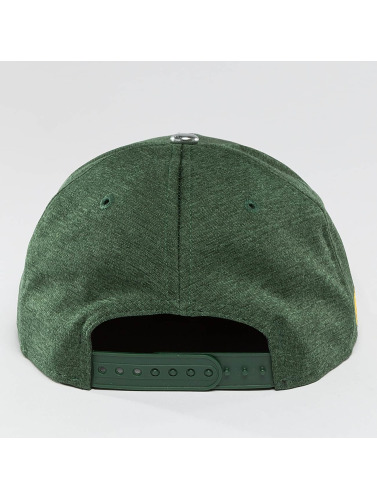 New Era Snapback Cap NFL Offical On Stage Green Bay Packers 9Fifty in grün