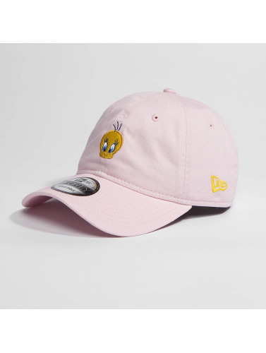New Era Snapback Cap Looney Tunes Tweety Pie in pink