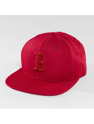 New Era Snapback Cap Nano Ripstop Boston Red Sox 9Fifty in rot