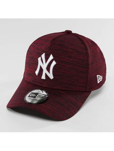New Era Snapback Cap Engineered Fit NY Yankees 9Fifty in rot