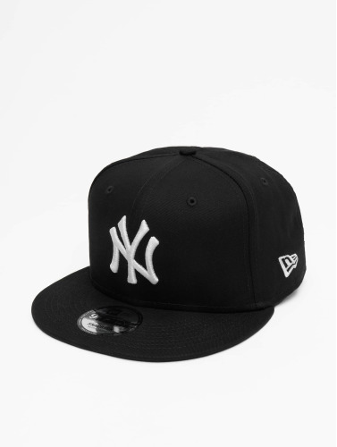 New Era Snapback Cap MLB NY Yankees 9Fifty in schwarz