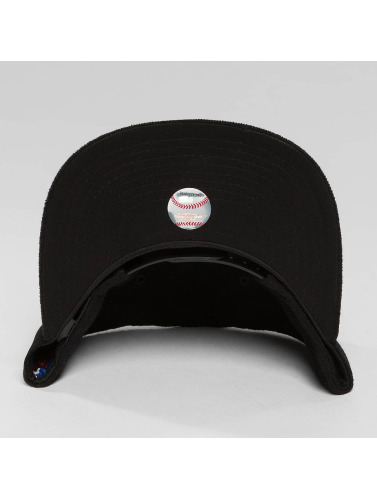 New Era Snapback Cap Slub NY Yankees 9Fifty in schwarz