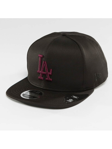 New Era Snapback Cap Jersey Tech LA Dodgers 9Fifty in schwarz