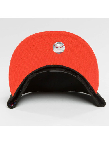 New Era Snapback Cap San Francisco Giants in schwarz