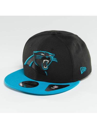 New Era Snapback Cap Carolina Panthers in schwarz