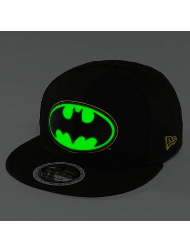 New Era Snapback Cap Team GITD Basic Batman 9Fifty in schwarz