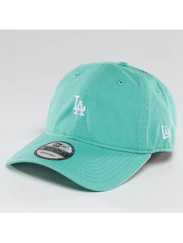 New Era Snapback Cap Pastel Micro LA Dodgers 9Twenty in türkis
