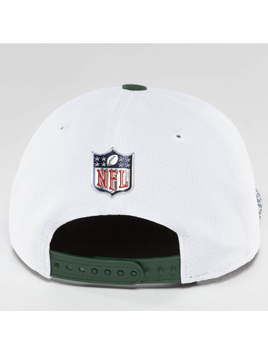 New Era Snapback Cap NFL On Field NY Jets 9Fifty in weiß