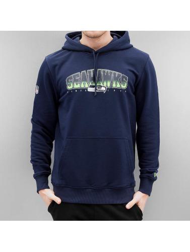 New Era Hombres Sudadera NFL Fan Seattle Seahawks in azul
