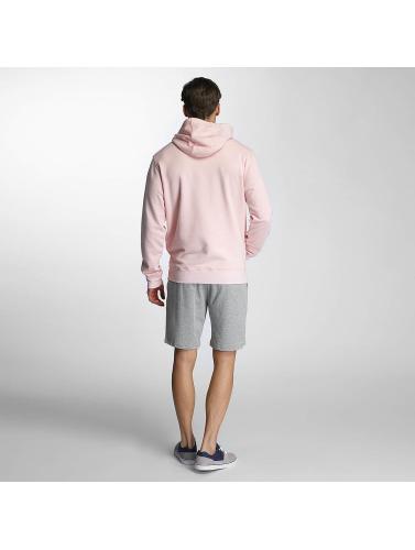 New Era Hombres Sudadera Sandwash in rosa