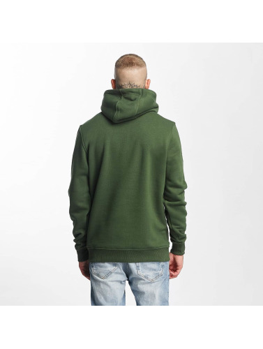 New Era Hombres Sudadera NFL Ultra Fan Green Bay Packers in verde
