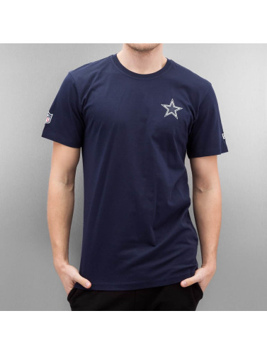 New Era Herren T-Shirt Team Apparel in blau