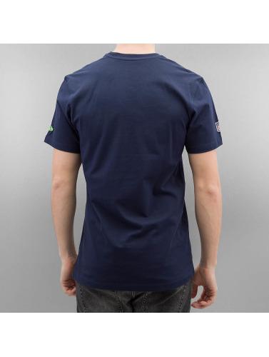 New Era Herren T-Shirt NFL Cap Classic Seattle Seahawks in blau