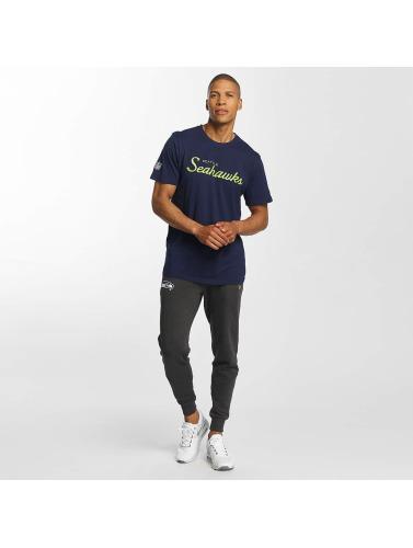 New Era Herren T-Shirt Seattle Seahawks in blau