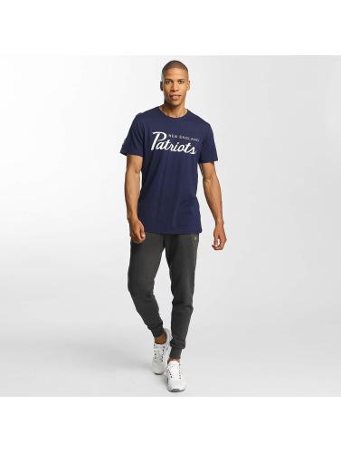New Era Herren T-Shirt New England Patriots in blau