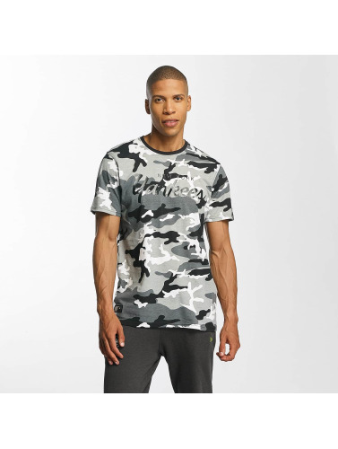 New Era Herren T-Shirt NY Yankees in camouflage