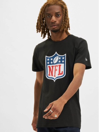 New Era Herren T-Shirt NFL Team Logo in schwarz