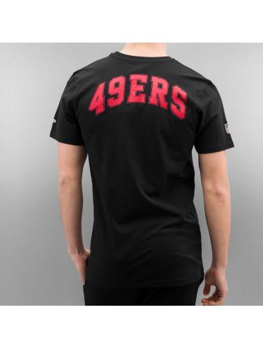 New Era Herren T-Shirt Team Apparel San Francisco 49ers in schwarz