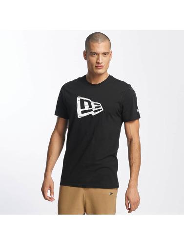 New Era Herren T-Shirt Originators Flag in schwarz Große Diskont Günstig Online Steckdose Vermarktbaren BMzypw