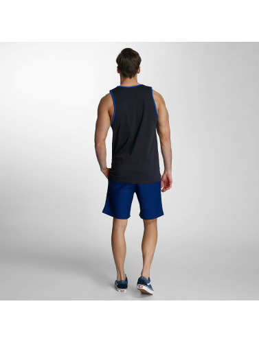 New Era Herren Tank Tops Border Edge II NY Yankees in blau