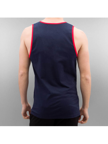 New Era Herren Tank Tops Team Apparel New England Patriots in blau