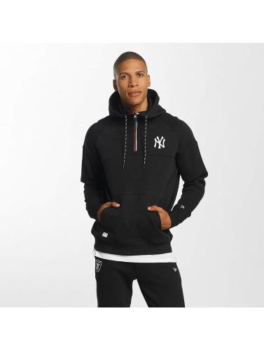 New Era Herren Zip Hoodie Tech Series NY Yankees in schwarz