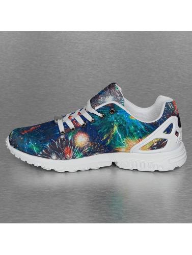 New York Style Herren Sneaker Low Top in blau