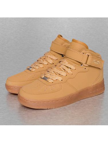 New York Style Herren Sneaker Rochester in braun