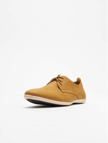 New York Style Herren Sneaker Low in braun
