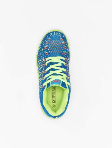 New York Style Mujeres Zapatillas de deporte Sport in azul