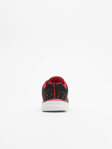 New York Style Mujeres Zapatillas de deporte Sport in negro