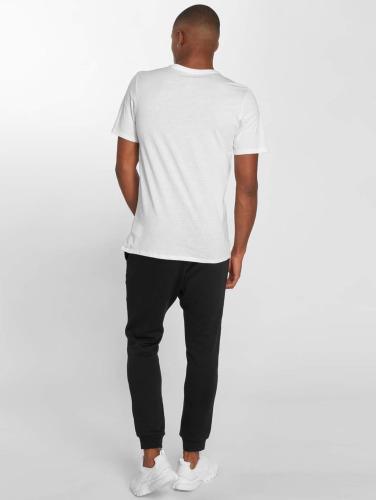 Nike Hombres Camiseta Table in blanco