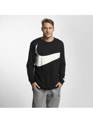 Langermet Nike Menns Skjorte Nsw Hybrid I Svart billig mote stil klaring billig online 2014 kul stor overraskelse billig salg pre-ordre pmr5Qfr
