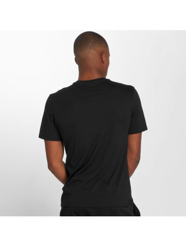 Nike Hombres Camiseta Table in negro