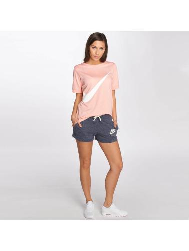 Nike Mujeres Camiseta Sportswear in rosa