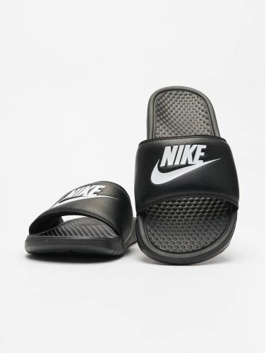 Nike in JDI Sandalias Hombres Chanclas negro Benassi qWn4U8q