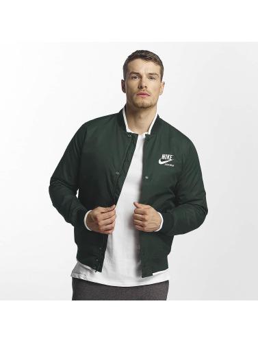Nike Hombres Chaqueta de entretiempo NSW Archive in verde