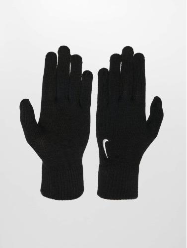 Nike Handschuhe Swoosh Knit in schwarz