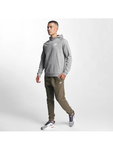Nike Herren Hoody AV15 Fleece in grau