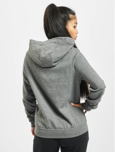 Nike Damen Hoody Garoo in grau