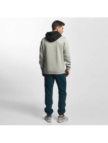 Nike Herren Hoody NSW Fleece in grau